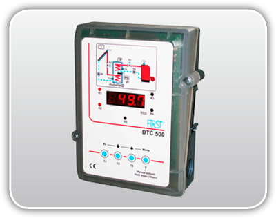 Differential temp. controllers