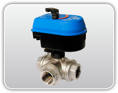 Ball valves for general use